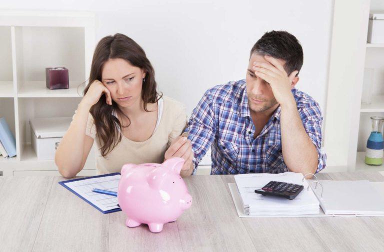Evite fazer novas dívidas