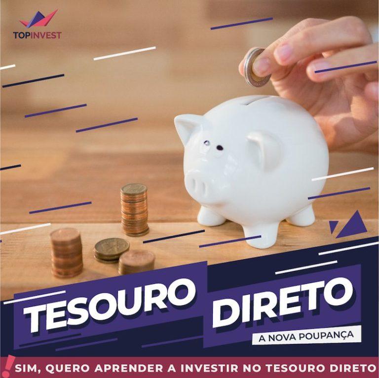 Curso Tesouro Directo TopInvest