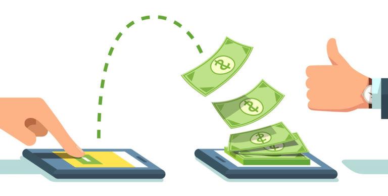 Passo 2: Transferir dinheiro para a conta da corretora